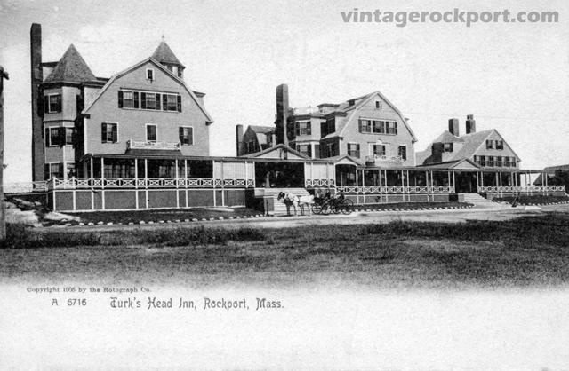 Turk's Head Inn, Rockport, Mass., 1905