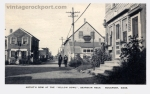 Bearskin Neck and the 'Yellow Bowl,' Rockport, Mass., c. 1929
