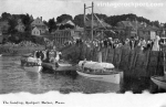 Sailors Landing from Warships, Rockport, Mass., circa 1907