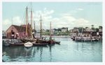 The Harbor, Rockport, Mass., 1906