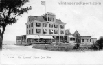 The Linwood Hotel, Pigeon Cove, Mass., 1905