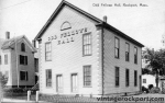 Odd Fellows Hall, Rockport, Mass., circa 1910