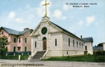 The Original St. Joachim's Church, Rockport, Mass., c. 1915