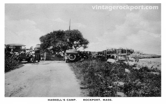 Haskell's Camp, Rockport, Mass.