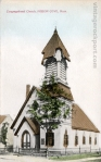Congregational Church, Pigeon Cove, Mass., circa 1908