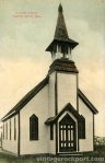Swedish Church, Pigeon Cove, Mass., circa 1908