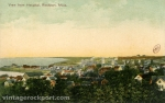 View from Hospital, Rockport, Mass., circa 1908