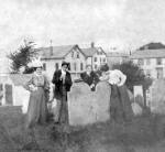People in Old First Parish Cemetary, 1898