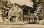 The Original Pigeon Cove House, Before it Became the Emerson, 1911
