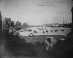 View Inside the Breakwaters, Rockport Harbor, MA, 1882