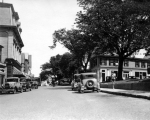 Photograph of Main Street, Rockport, circa 1930