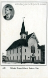 Methodist Episcopal Church, Rockport, Mass., circa 1907