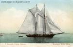 A Gloucester Fishing Schooner, Gloucester, Mass., c. 1905