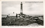 The Northern Lighthouse on Thatcher's Island, Rockport, Mass., circa 1920