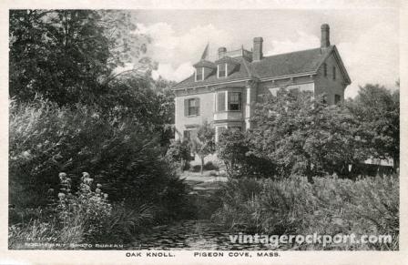 Oak Knoll, Pigeon Cove, Mass., circa 1918