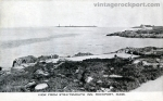 View from Straitsmouth Inn, Rockport, Mass., circa 1920