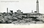 Cape Ann Light, Rockport, Mass., circa 1920