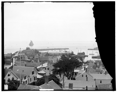 Found on the Web: Rockport Harbor, 1905