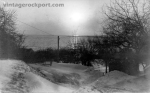 Winter View from Pigeon Cove over Sandy Bay, c. 1925