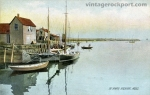 The Wharf, Rockport, Mass., circa 1908