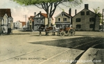 Dock Square, Rockport, Mass., circa 1908