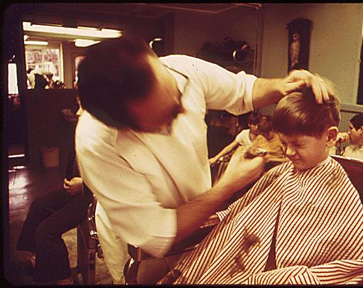 Walter Julians Barbershop 1973