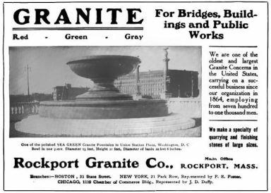 Granite Fountain Ad