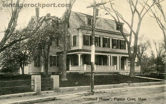 Clifford-House-post
