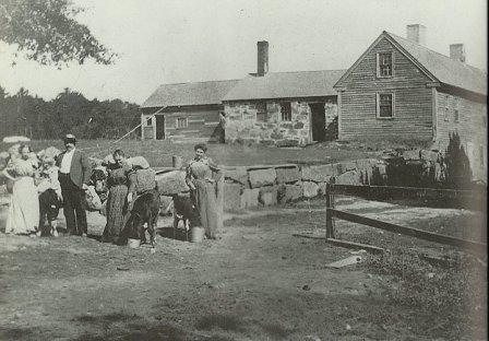 Nugent Farmhouse
