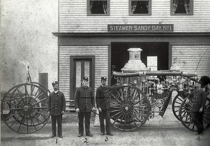 Sandy Bay fire company2