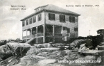 Eaton Cottage, Rockport, Mass., circa 1908