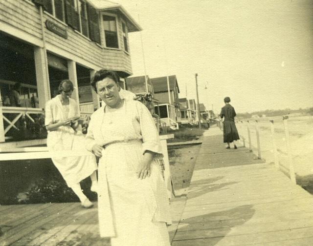 Grandmother Matthews 1920 LB