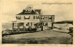 Cape Hedge Inn and Pebble Stone Beach, Rockport, Mass. c. 1939