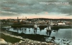 Sunset, Rockport, Mass. circa 1904
