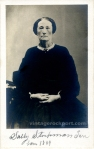 Sally Stockman Tarr, c. 1890